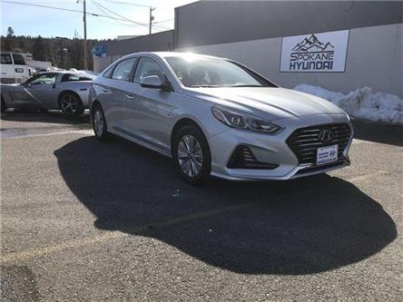 2019 Hyundai Sonata Hybrid  (Stk: H3012) in Toronto, Ajax, Pickering - Image 1 of 23