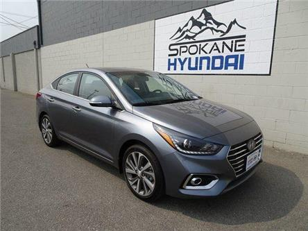 2018 Hyundai Accent GLS (Stk: 20097A) in Toronto, Ajax, Pickering - Image 1 of 18