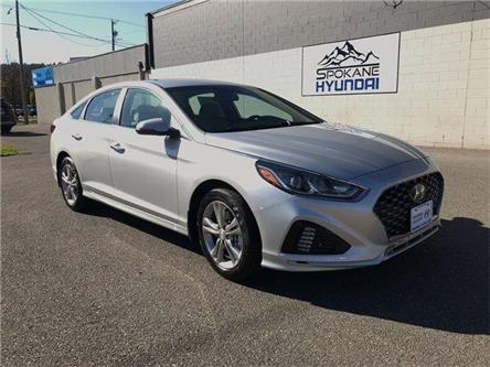 2019 Hyundai Sonata  (Stk: 20064A) in Toronto, Ajax, Pickering - Image 1 of 24