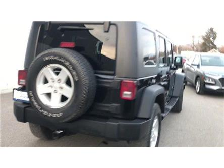 2008 Jeep Wrangler Unlimited X (Stk: H2974) in Toronto, Ajax, Pickering - Image 2 of 22