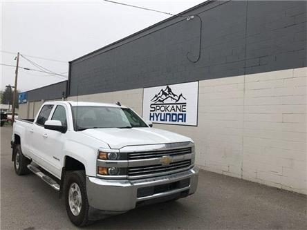 2018 Chevrolet Silverado 2500HD LT (Stk: H2845) in Toronto, Ajax, Pickering - Image 1 of 24