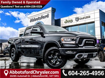 2019 RAM 1500 Sport/Rebel (Stk: L219098A) in Abbotsford - Image 1 of 30