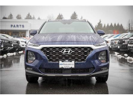 2019 Hyundai Santa Fe ESSENTIAL (Stk: P9812) in Vancouver - Image 2 of 22