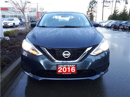 2016 Nissan Sentra 1.8 SV (Stk: 9R1395A) in Courtenay - Image 2 of 9