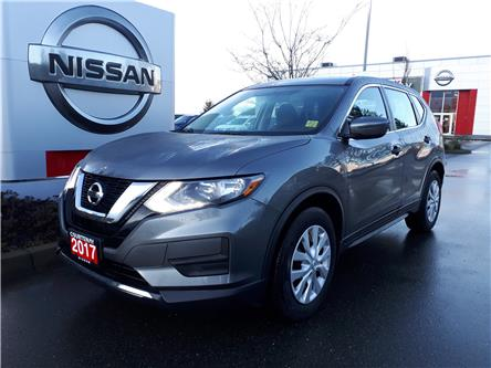 2017 Nissan Rogue S (Stk: 9F7505B) in Courtenay - Image 1 of 9
