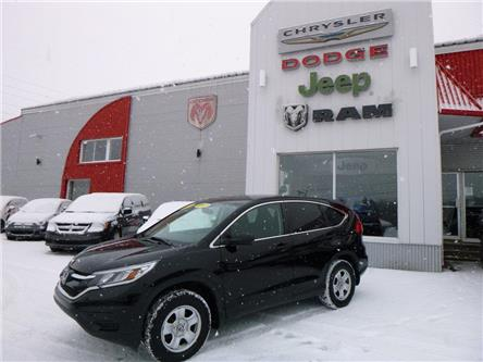 2015 Honda CR-V LX (Stk: M6916A) in Mont-Laurier - Image 1 of 17