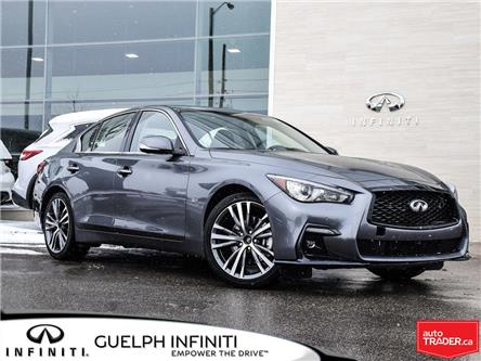 2020 Infiniti Q50  (Stk: I7150) in Guelph - Image 1 of 25