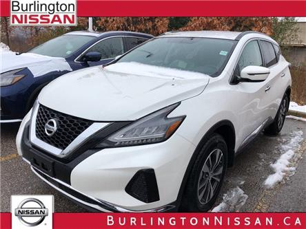 2019 Nissan Murano S (Stk: Y8527) in Burlington - Image 1 of 5