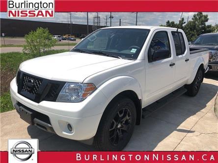 2019 Nissan Frontier Midnight Edition (Stk: Y4039) in Burlington - Image 1 of 5