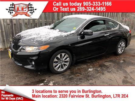 2015 Honda Accord EX (Stk: 48718) in Burlington - Image 1 of 24