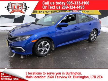 2019 Honda Civic LX (Stk: 48915r) in Burlington - Image 1 of 27