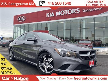 2016 Mercedes-Benz CLA-Class CLA 250 4MATIC | BACK UP CAM | LEATHER | HTD SEATS (Stk: P13050) in Georgetown - Image 1 of 29
