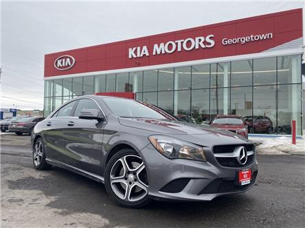 2016 Mercedes-Benz CLA-Class CLA 250 4MATIC | BACK UP CAM | LEATHER | HTD SEATS (Stk: P13050) in Georgetown - Image 2 of 29