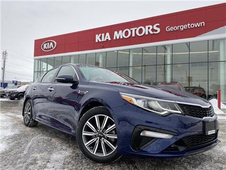 2019 Kia Optima EX TECH | LEATHER | PANO ROOF | NAVI | SAFETY | (Stk: NH19058A) in Georgetown - Image 2 of 34