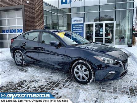 2015 Mazda Mazda3 GX (Stk: 29487) in East York - Image 1 of 27