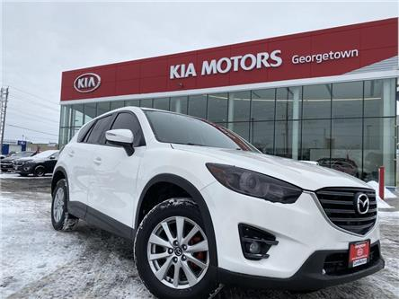 2016 Mazda CX-5 GS AWD | NAVI | ROOF | BU CAM |HTD SEATS|BLUTOOTH (Stk: P12995A) in Georgetown - Image 2 of 32