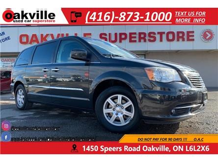 2012 Chrysler Town & Country Touring | B/U CAM | NAV | PWR DOORS (Stk: G0059) in Oakville - Image 1 of 22