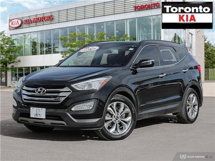 2016 Hyundai Santa Fe Sport 2.0T Limited (Stk: K31997T) in Toronto - Image 1 of 26