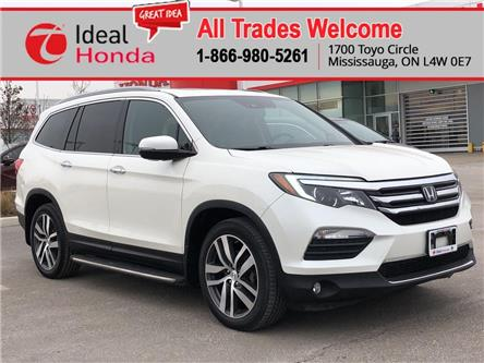 2016 Honda Pilot Touring (Stk: I200016A) in Mississauga - Image 1 of 22
