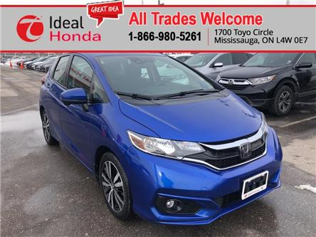 2018 Honda Fit EX (Stk: I200496A) in Mississauga - Image 1 of 22