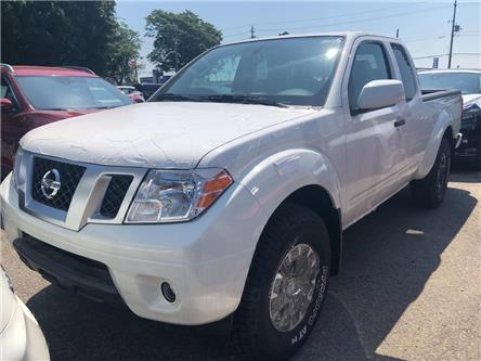 2019 Nissan Frontier PRO-4X (Stk: KN737787) in Whitby - Image 1 of 3