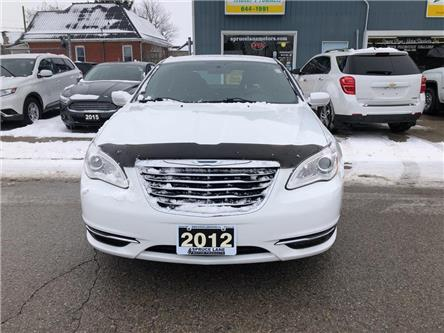 2012 Chrysler 200 LX (Stk: 28898) in Belmont - Image 2 of 16
