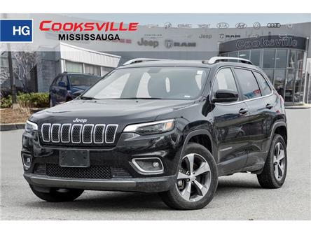 2019 Jeep Cherokee Limited (Stk: 8155PR) in Mississauga - Image 1 of 18