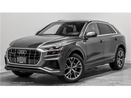 2020 Audi Q8 55 Technik (Stk: A12995) in Newmarket - Image 1 of 22