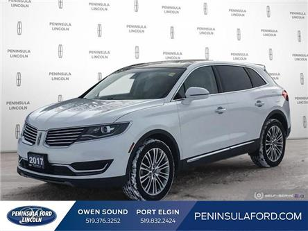 2017 Lincoln MKX Reserve (Stk: 1927) in Owen Sound - Image 1 of 25