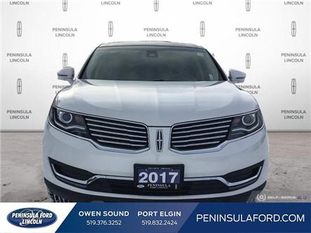2017 Lincoln MKX Reserve (Stk: 1927) in Owen Sound - Image 2 of 25