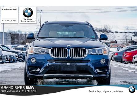 2016 BMW X3 xDrive28i (Stk: PW5218) in Kitchener - Image 2 of 22