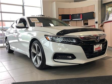 2019 Honda Accord Touring 1.5T (Stk: 56902) in Scarborough - Image 1 of 24