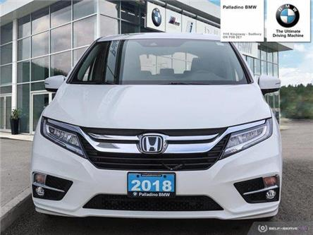 2018 Honda Odyssey Touring (Stk: U0017A) in Sudbury - Image 2 of 21