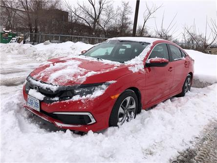 2019 Honda Civic LX (Stk: 56680) in Scarborough - Image 1 of 15
