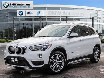 2016 BMW X1 xDrive28i (Stk: P9309) in Thornhill - Image 1 of 30