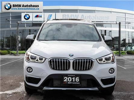 2016 BMW X1 xDrive28i (Stk: P9309) in Thornhill - Image 2 of 30