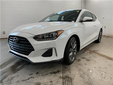 2020 Hyundai Veloster  (Stk: H9155A) in Rexton - Image 1 of 18