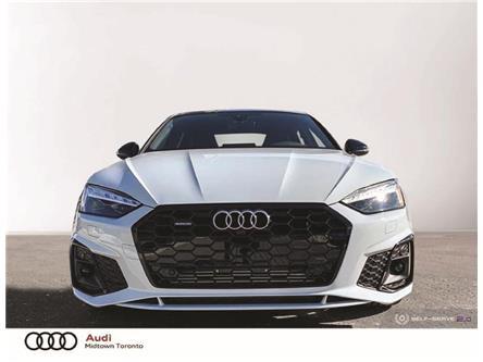 2020 Audi A5 Sportback 2.0T Technik quattro 7sp S Tronic (Stk: AU8468) in Toronto - Image 2 of 22