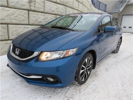 2014 Honda Civic EX (Stk: D91030A) in Fredericton - Image 1 of 23