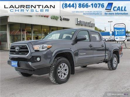 2017 Toyota Tacoma SR5 (Stk: 19724A) in Sudbury - Image 1 of 28
