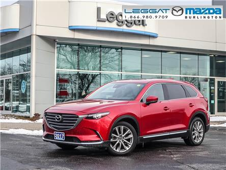2017 Mazda CX-9 GT (Stk: 2121) in Burlington - Image 1 of 30