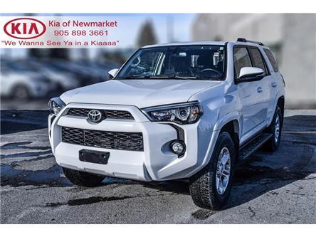2019 Toyota 4Runner SR5 (Stk: R0031) in Newmarket - Image 1 of 22