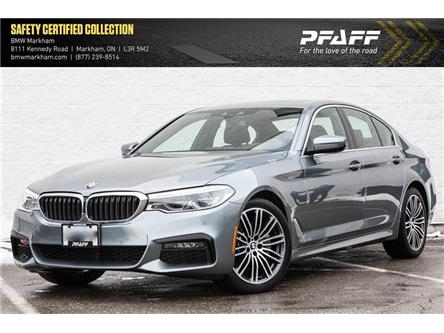 2019 BMW 530i xDrive (Stk: 38726A) in Markham - Image 1 of 22