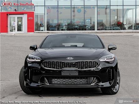 2020 Kia Stinger GT Limited w/Red Interior (Stk: 20190) in Stouffville - Image 2 of 23