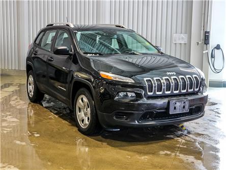 2015 Jeep Cherokee Sport (Stk: D192155A) in Mississauga - Image 2 of 25