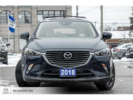 2018 Mazda CX-3 GT (Stk: P0480) in Richmond Hill - Image 2 of 19