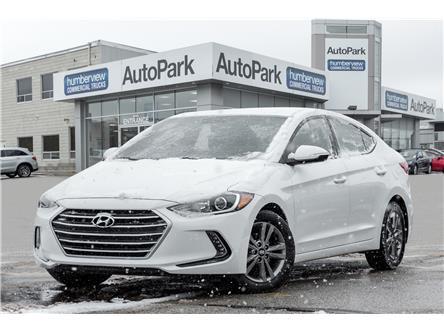 2018 Hyundai Elantra GL (Stk: ) in Mississauga - Image 1 of 18