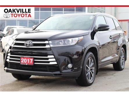 2017 Toyota Highlander XLE (Stk: LP7598) in Oakville - Image 1 of 21