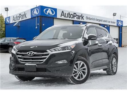 2018 Hyundai Tucson SE 2.0L (Stk: 18-26149R) in Georgetown - Image 1 of 20