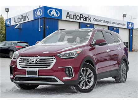 2018 Hyundai Santa Fe XL Limited (Stk: 18-82072R) in Georgetown - Image 1 of 22